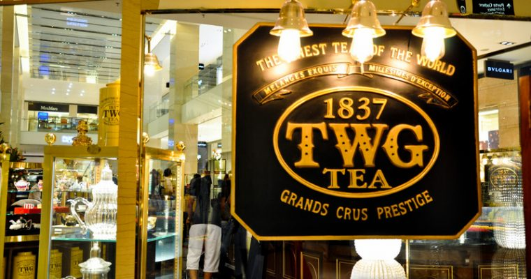 TWG Tea Salon & Boutique @ Pavilion KL