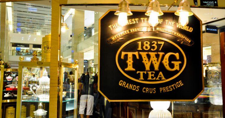 TWG Tea Salon & Boutique @ Pavilion KL