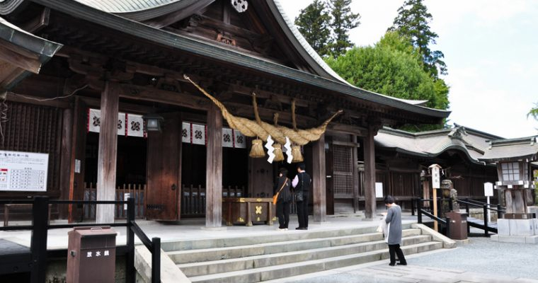Japan Trip Day 4: Aso, Kumamoto & Takachiho, Miyazaki