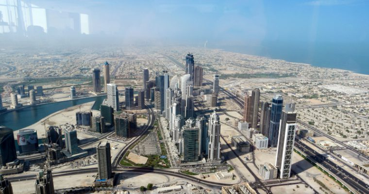 4D3N Exploring the Wonder City: Dubai