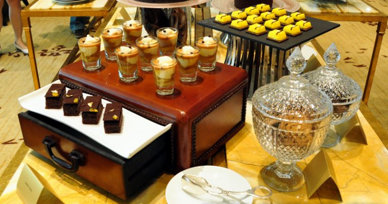 Chocolate Symphony Afternoon Tea @ Lobby Lounge, Shangri-La Hotel KL