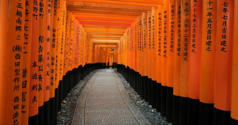 Things to do in Kyoto (Winter)