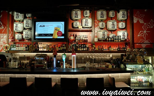 CNY Menu @ Hana Dining + Sake Bar 花酒蔵, Sunway Pyramid