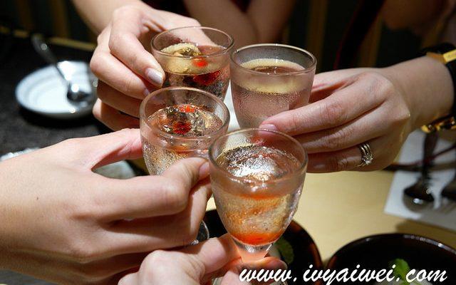 Birthday Celebration @ Hanaya Japanese Dining, KL