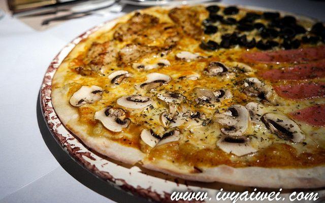 Portofino Italian Restaurant @ Lucky Garden, Bangsar