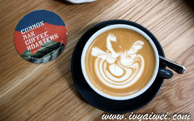 Common Man Coffee Roasters @ Plaza Vads, TTDI