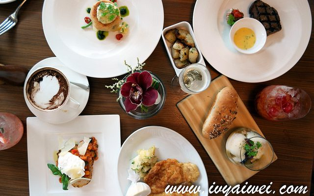 Weekend Brunch @ GRAZE, Hilton KL