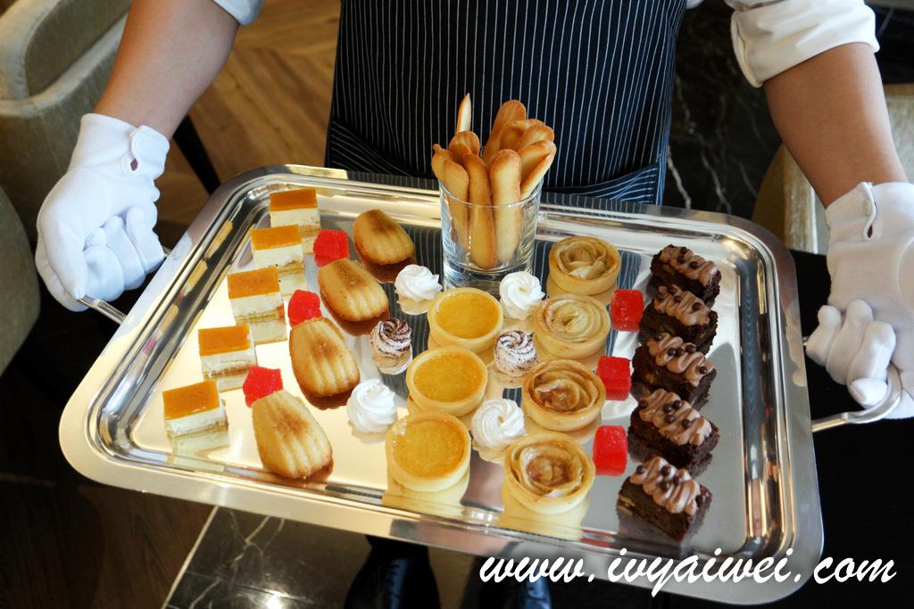 Afternoon Tea @ Hotel Stripes Kuala Lumpur