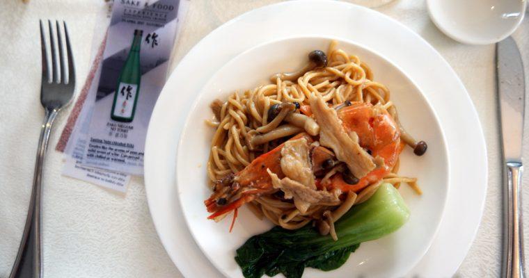 Suzukagawa & Zaku Sake + Food Tasting @ Elegant Inn Hong Kong Cuisine, KL