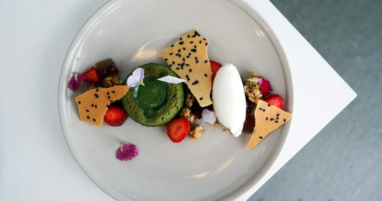 Plated Dessert @ Zest Pâtisserie, Cheras