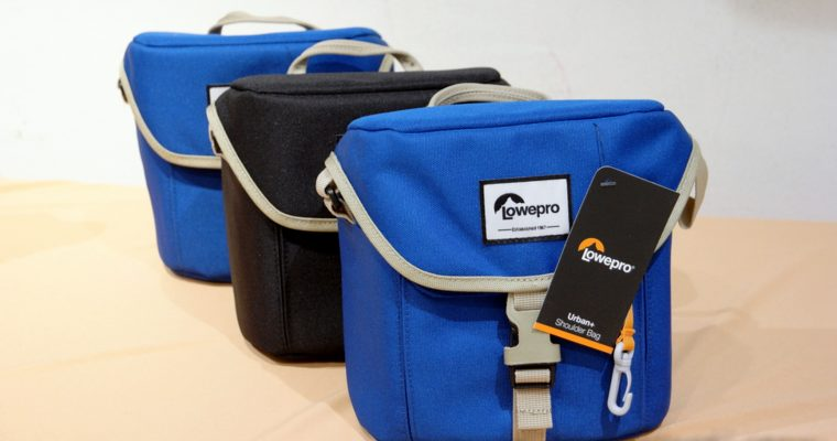 New Multifunctional Lifestyle Bags by Lowepro