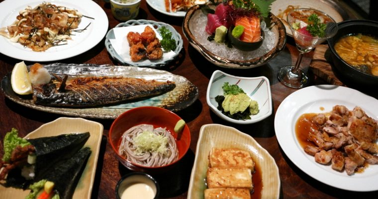 Eat-All-You-Can Izakaya Special @ Zipangu Shangri-La Hotel KL