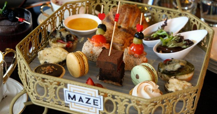 Afternoon Tea @ MAZE, Persiaran Tropicana