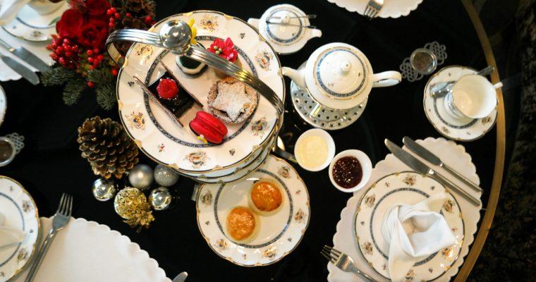 Teddy Bear Afternoon Tea & Christmas Afternoon Tea @ Ritz Carlton Hotel KL
