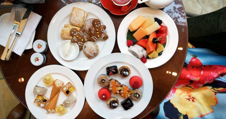 Festive Afternoon Tea @ Shangri-La Hotel KL