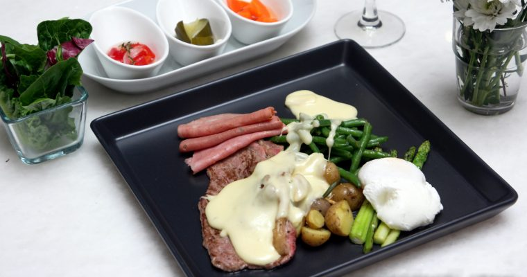 Raclette Weekend Brunch @ 2OX, The Row KL