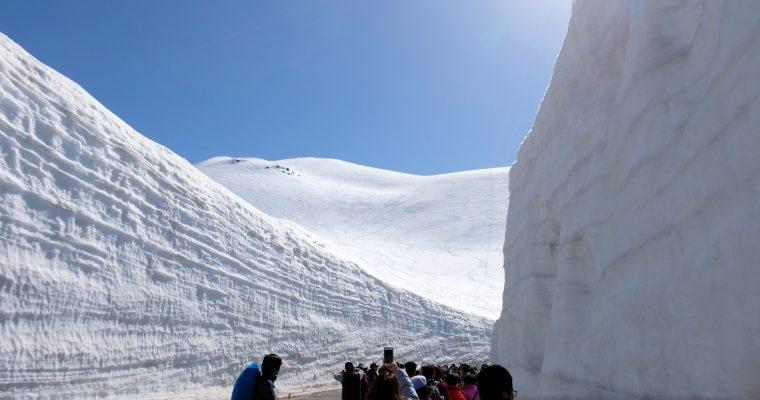 The Roof of Japan: Tateyama Kurobe Alpine Route 立山黒部アルペンルート