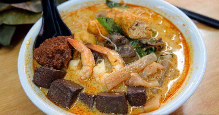Penang Curry Mee @ Jia Li Mian Shi Guan, Pandan Jaya