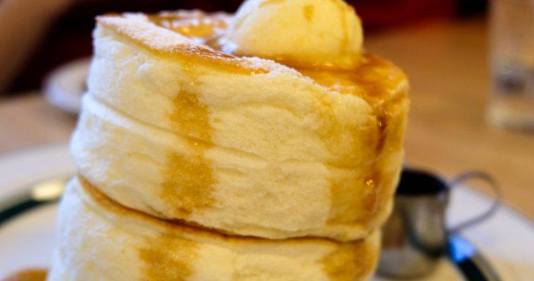 MATSUMOTO: Café & Pancake Gram
