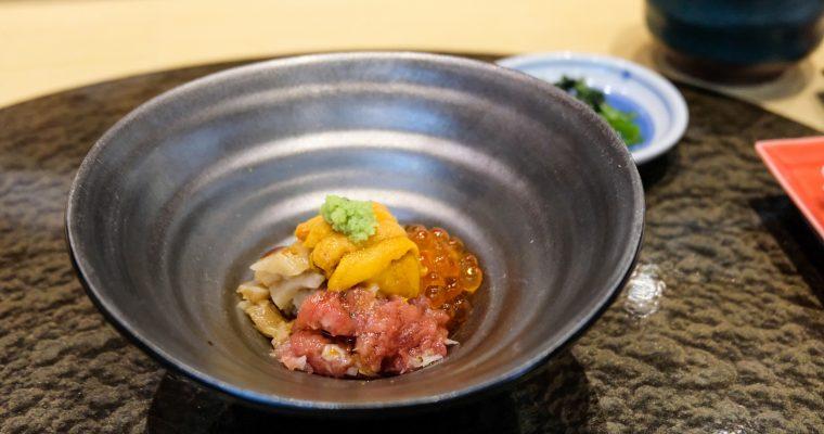 Sushi Oribe with Nao-san @ Vipod Residences KL