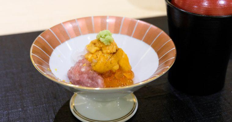 Sushi Ori 鮨おり @ Menara Keck Seng, KL