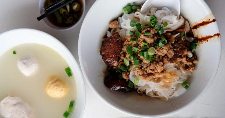 Yong Kee Pork Noodles 勇记 @ Restoran Sen Kee, Pandan Jaya