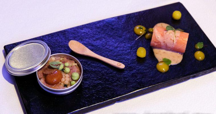 Wine & Dine @ Lafite, Shangri-La Hotel KL