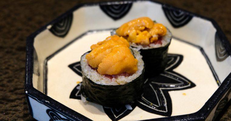 Mino Valentine's Special @ Sushi Oribe, KL