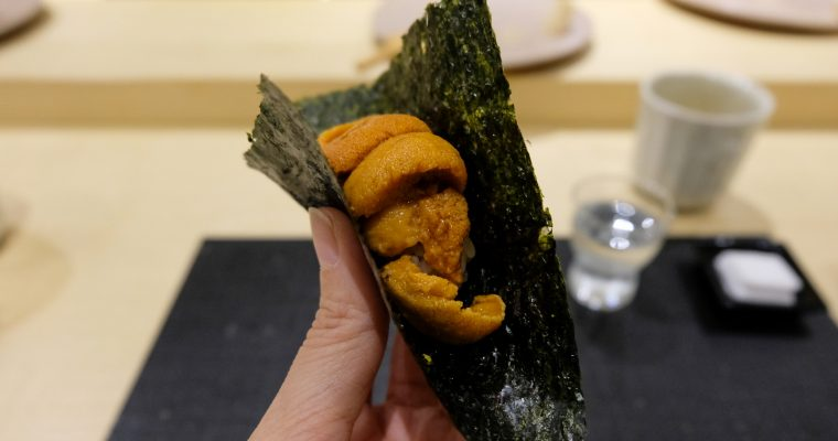 Sushi Omakase @ Sushi Ori, Menara Keck Seng