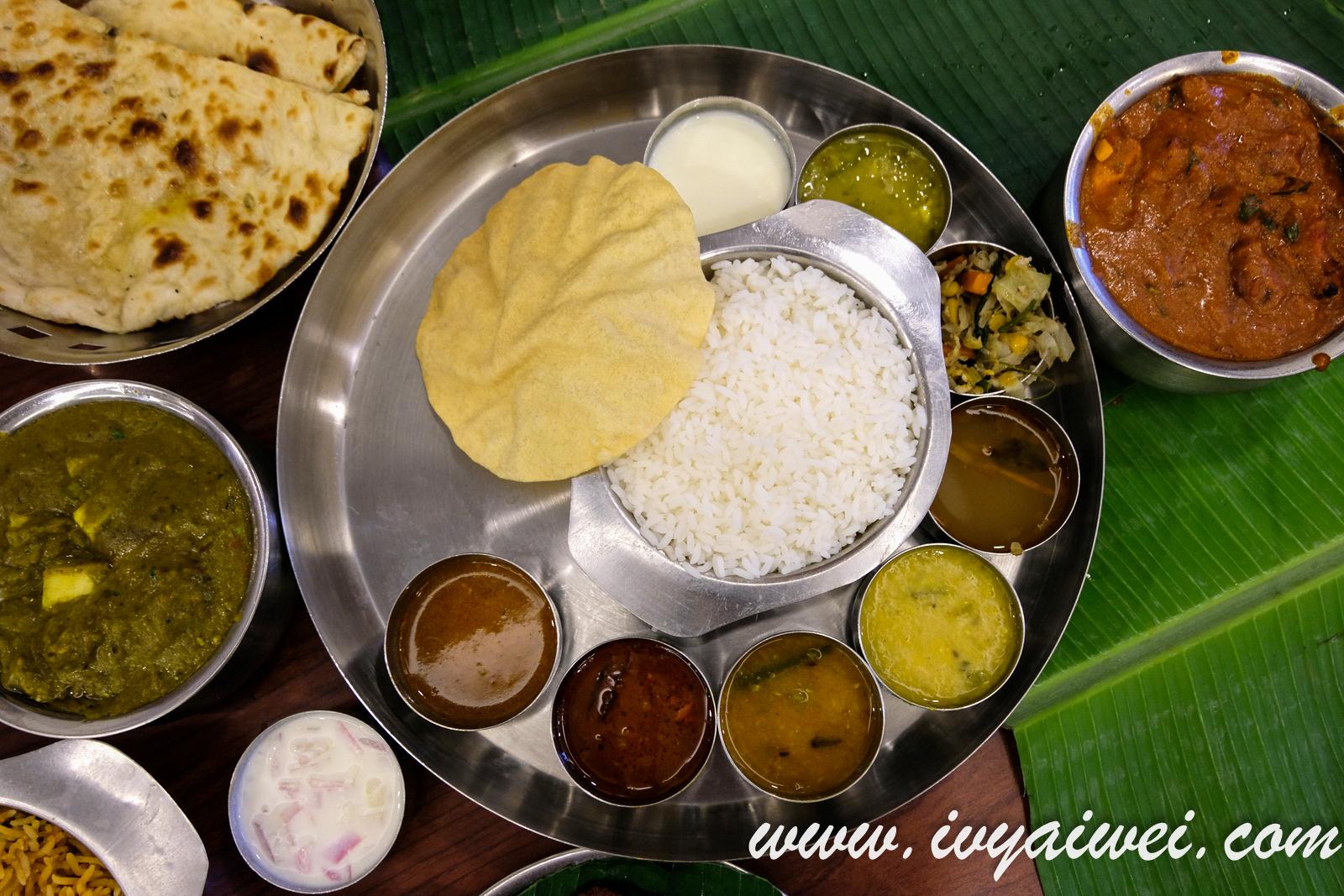 Anjappar Indian Chettinad Restaurant @ Brickfields, KL