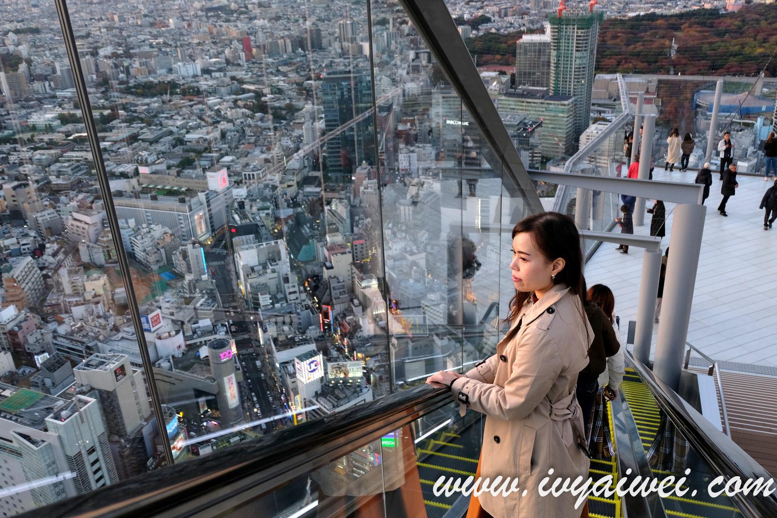 Tokyo: Shibuya Sky @ Shibuya Scramble Square