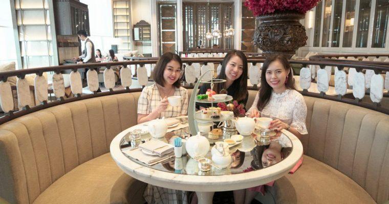 Christmas Afternoon Tea @ Four Seasons Hotel Kuala Lumpur