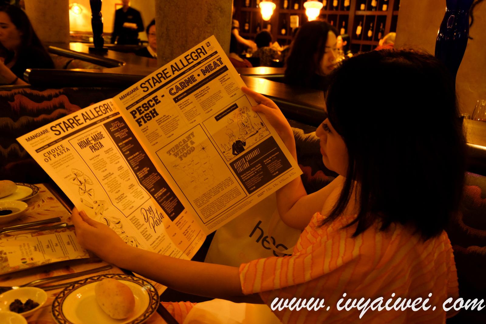 A Taste of Italy by Chef Roberto Panareillo @ Villa Danieli, Sheraton Imperial Kuala Lumpur