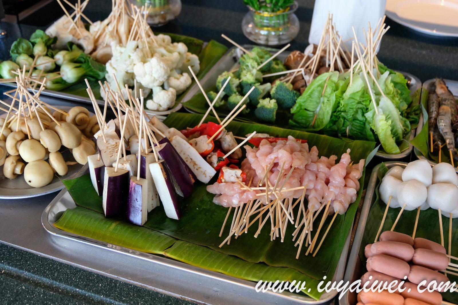 Joy Lok Club Sunday Brunch Buffet @ Quan's Kitchen, Four Points by Sheraton Kuala Lumpur, Chinatown