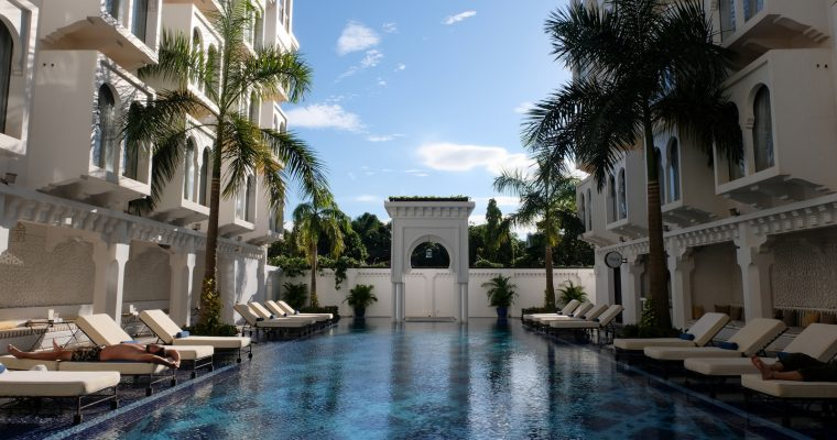 SIEM REAP: Sarai Resort & Spa