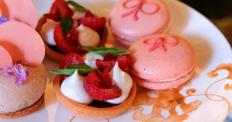 The Rose Pompon Afternoon Tea @ The RuMa Hotel & Residences