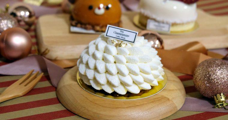 Winter Collection @ The Champignons Cake Shop, Ekocheras