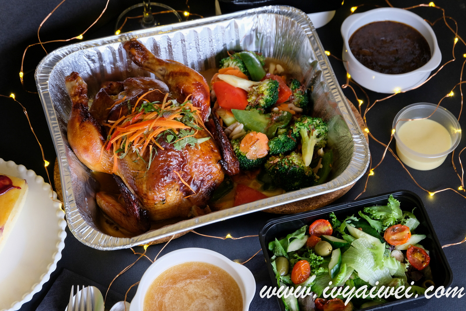 Family Feasts by Quan's Kitchen @ Four Points by Sheraton, Chinatown