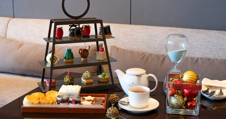 Festive Afternoon Tea: 2 Pax at RM 99 nett @ New World Petaling Jaya Hotel