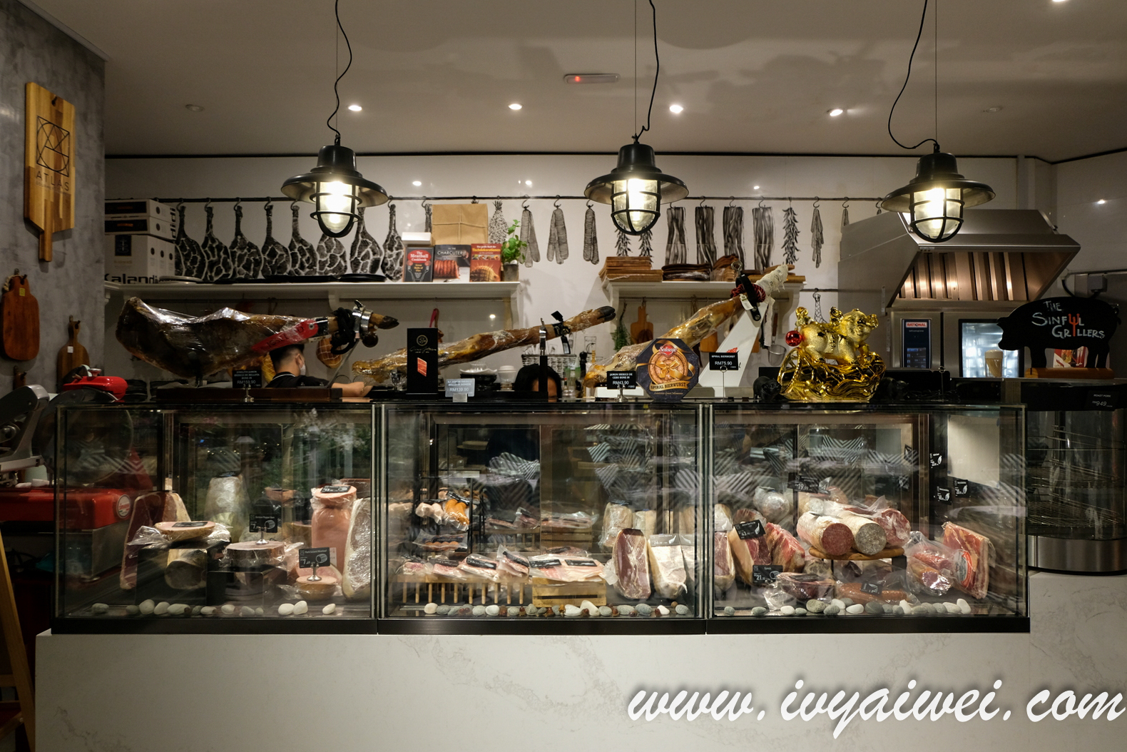 Atlas Gourmet Market @ Shoppes at Four Season Place KL
